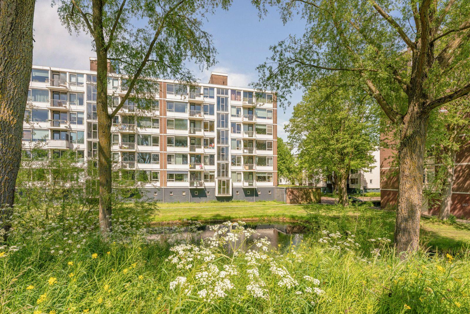Te koop: Portiekflat Schaperstraat 32 , Dordrecht