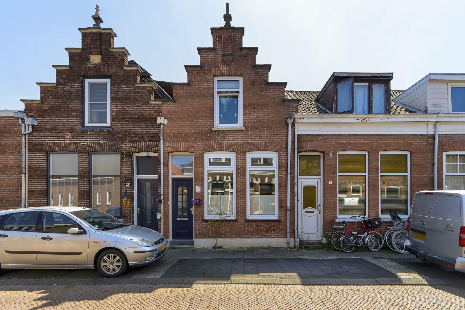 Te koop: Tussenwoning Oranjestraat 4 , Dordrecht