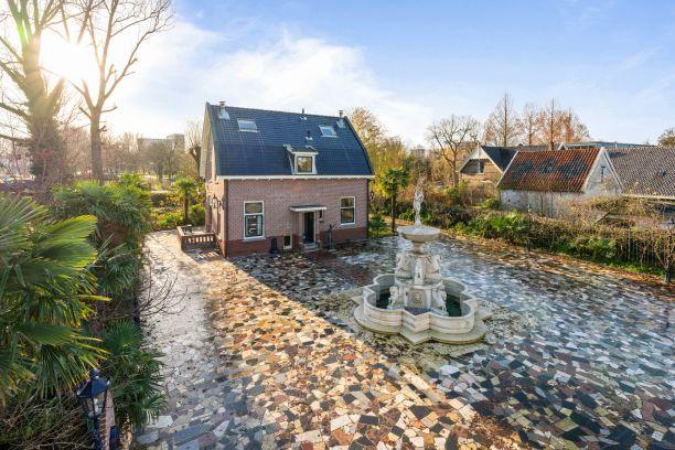 Te koop: Vrijstaande woning 's-Gravenweg 348 , Rotterdam