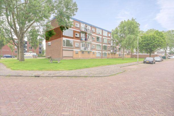 Te koop: Portiekflat Johannes Poststraat 3 , Zwijndrecht