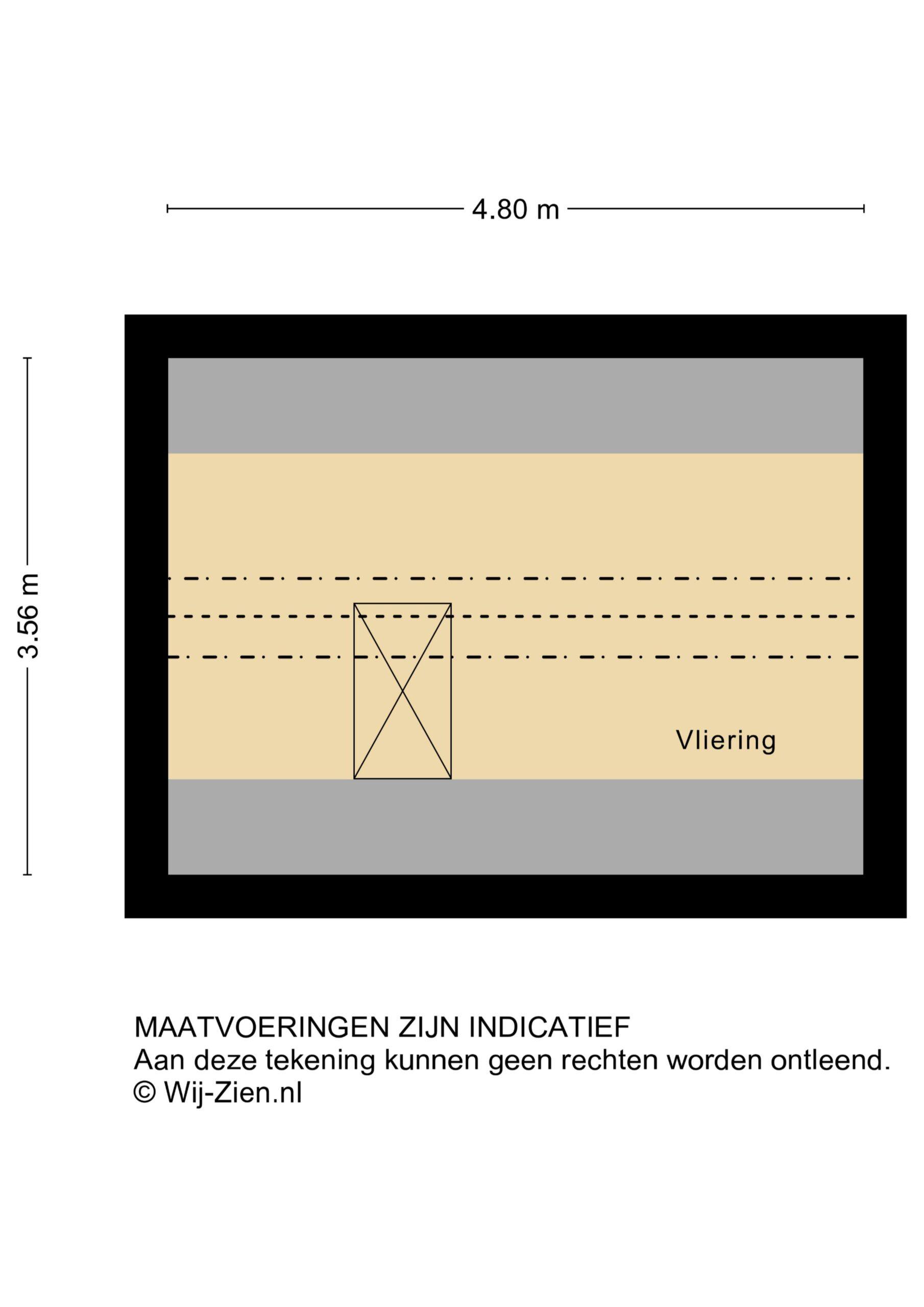 Plattegrond Hoekwoning Joop den Uylstraat 20 , Dordrecht